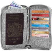 Pacsafe RFIDsafe LX150 IRF Passport Wallet classique Zippered