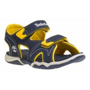 Sandales Timberland Adventure Seeker 2-Strap Sandal bleu jaune junior