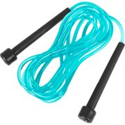 Gorilla Sports - Corde à sauter haute vitesse - Coloris : Rouge, Bleu, Jaune, Turquoise