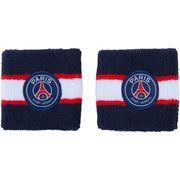2 x poignet éponge PSG - Collection officielle PARIS SAINT GERMAIN