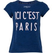 T-shirt PSG fille - Collection officielle PARIS SAINT GERMAIN - 4 ans
