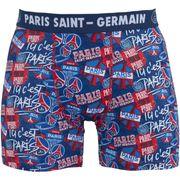 Boxer PSG - Collection officielle PARIS SAINT GERMAIN - Taille enfant garçon 4 ans