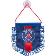 Fanion PSG - Collection officielle PARIS SAINT GERMAIN - Taille 10 x 8 cm