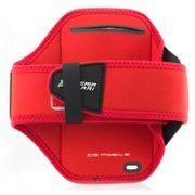 Brassard sport Ferrari noir rouge pour iPhone 6S