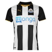 Maillot domicile Newcastle United FC 2016/2017
