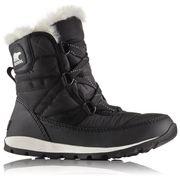 Après Ski Femme Sorel Whitney Short Lace Black