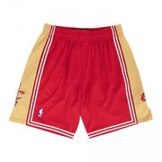Short NBA Cleveland Cavaliers 2003-04 Mitchell & Ness Swingman Rouge pour Homme taille - S