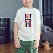 T-shirt garçon Love velo