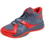 FIRST STEP GRI - Chaussures Basketball Homme Adidas