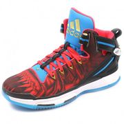 Chaussures D Rose 6 Boost Basketball Rouge Homme Adidas