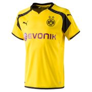 PUMA Bvb 16/17 International Maillot Mc Garçon