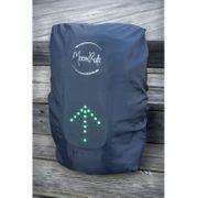 HOUSSE anti-pluie Led Connect pour sac-à-dos avec panel Led indicateur
