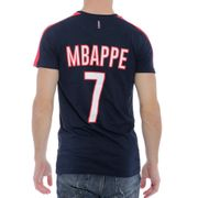 DC Action Mbappé Flash Homme Tee-shirt Football Marine Psg