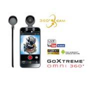 Caméra GoXtreme OMNI 360° pour smartphone