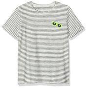 T-shirt blanc enfant Name it hudson
