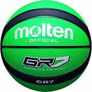Molten BGR7 GK Ballon de basket 2017 Sélection couleur - Violet/Jaune