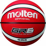 Molten BGR6 RW Ballon de basket taille 6 Orange/blanc 2017 Sélection couleur - Orange - Orange/blanc