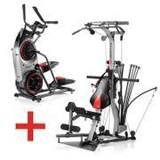 Pack Stepper Elliptique Bowflex Max trainer M5 + Appareil charge libre Bowflex XTREME 2 SE