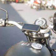 Support + Housse SP Connect pour Samsung S8 Moto Bundle noir