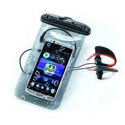 Ksix Universal Waterproof Pack Case + Headphones