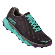 Chaussures Hoka One One Torrent noir turquoise femme
