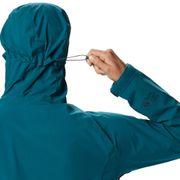 Veste Mountain Hardwear Strch Ozonic bleu femme