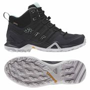 Adidas - Terrex Swift R2 Mid Gtx Femmes chaussures de randonnée (noir)