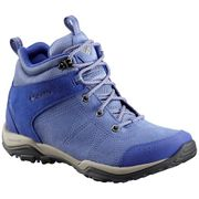 Columbia Fire Venture™ Mid Suede Waterproof Eve, Kettle 41 EU (10 US / 8 UK)