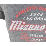 Tshirt femme Mizuno Heritage JPN