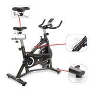 Vélo de biking Khronos Basic II 10006327. Frein à friction. 20 kg. Courroie Poly-V