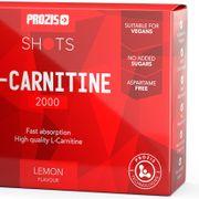 L-Carnitine 2000 5 ampoules - Citron