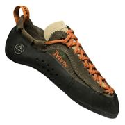 Chaussons d'escalade La Sportiva Mythos Eco marron orange