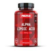 Acide Alpha-Lipoïque 250 mg 60 gélules - naturel