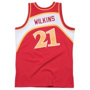 Maillot Atlanta Hawks Dominique Wilkins #21