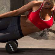 Iron Gym Rouleau de massage Mousse 15x30 cm IRG014