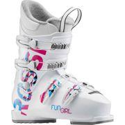 Chaussures De Ski Rossignol Fun Girl J4 Blanc