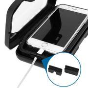 Support Etui Vélo / Moto Waterproof Anti-UV Smartphone - iGrip Splashbox