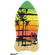 Waimea Planche de surf forme d'Ergo Jaune 52WK-GEE-Uni