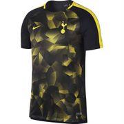2017-2018 Tottenham Nike Pre-Match Training Maillot (Black)