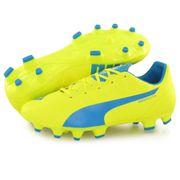 Chaussures de Football Puma Evospeed 4.4 FG Jr