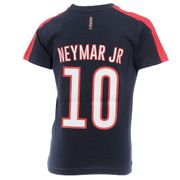 DC Action Neymar Batman Garçon Tee-shirt Football Marine Psg