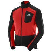 Veste coupe-vent de running Salomon Equipe Softshell Jacket M