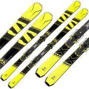 SALOMON M X-Max X10 Skis + M Xt12 C90 Fixations Homme