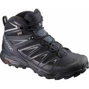 Salomon - X Ultra 3 Mid GTX® chaussures de marche pour hommes (noir)