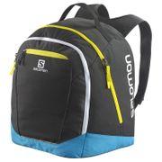 Housse � chaussure de ski Salomon Bag Original Gear Backpack Bk Cyan Hexac Taille