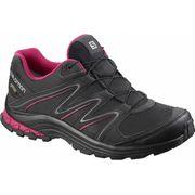 Salomon - Kiliwa GTX® W Femmes chaussures de randonnée (noir/rose)