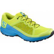 Salomon - XA Elevate Hommes chaussure de course (chaux/bleu)
