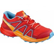 Salomon - Speedcross Enfants chaussure de course (rouge/Orange)