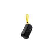 Enceinte Bluetooth Mega Bass  Support TF Carte / Radio FM / 3.5m Aux-in - Jaune