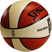 Ballon Spalding Officiel WNBA 6 Panels Game Ball Taille 6